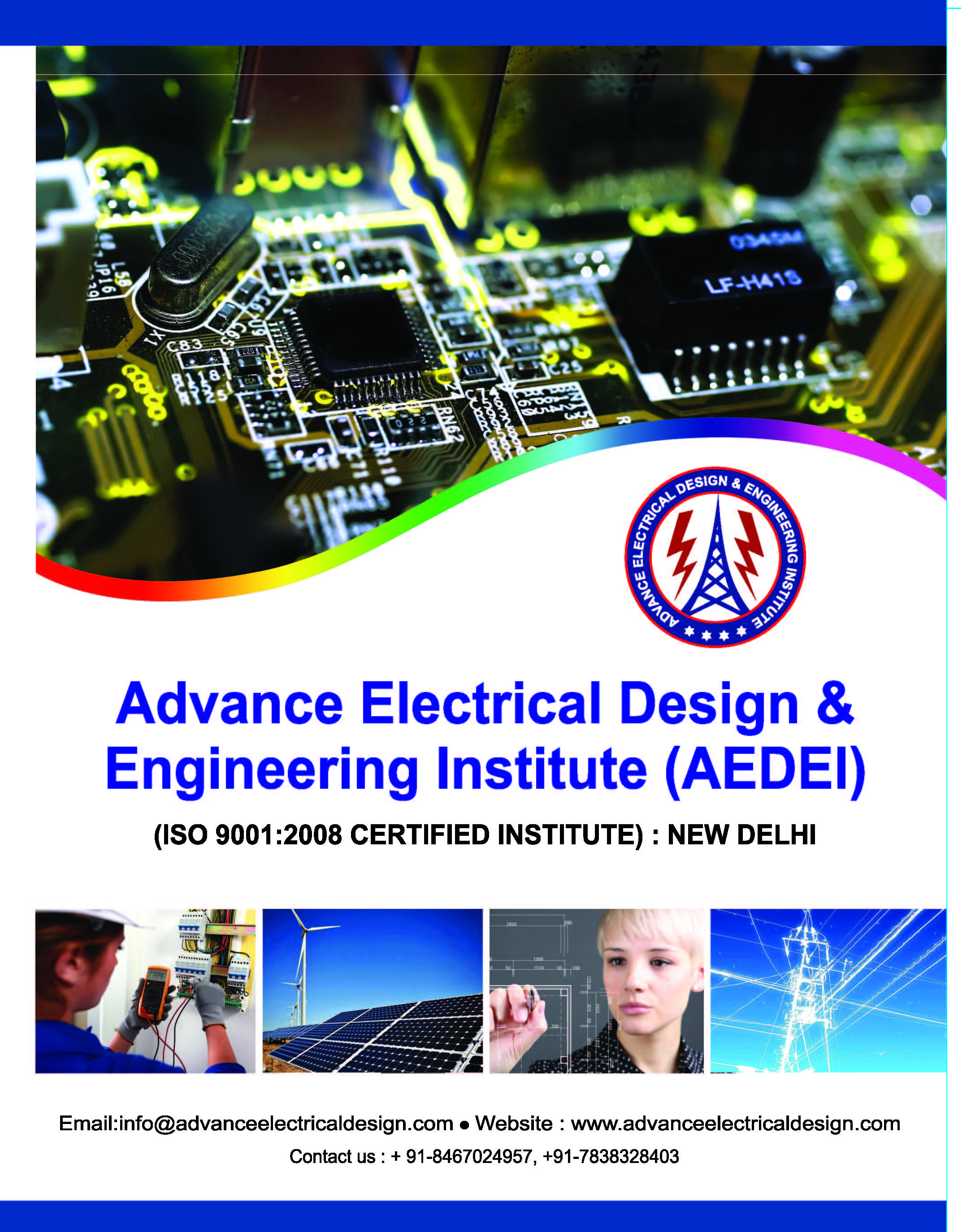 Syllabus of Substation Design Course | Advance Electrical Design and