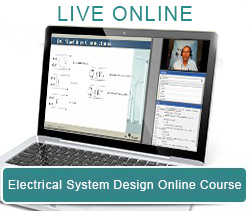 electrical design online course course by aedei
