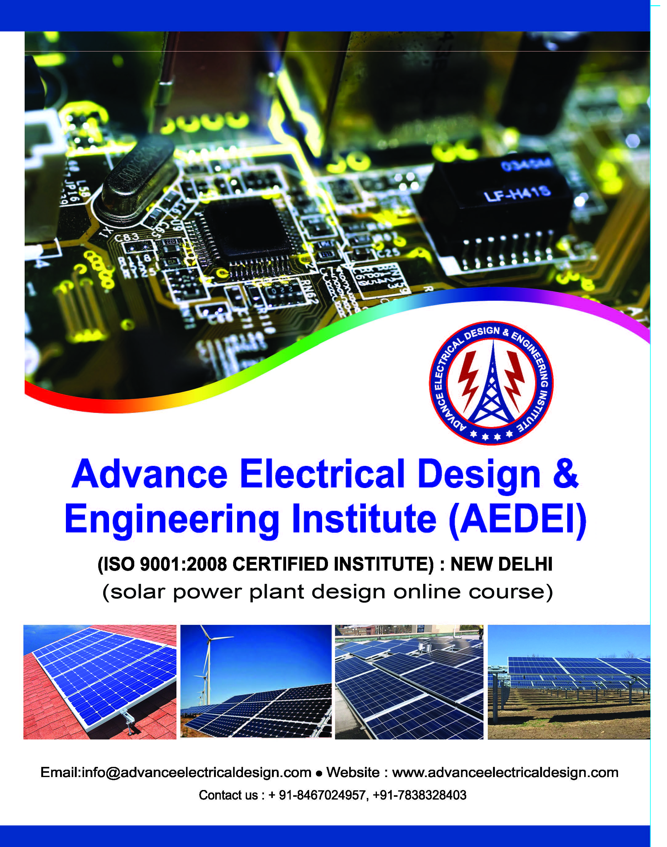 Solar design online course training